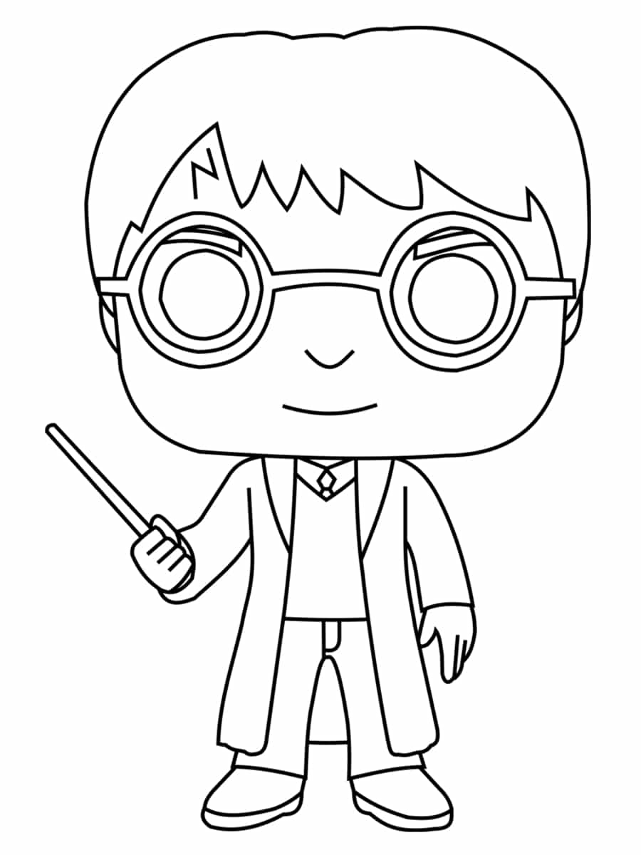 Coloriage Harry Potter Lego Haut Coloriage Hd-Images Et à Dessin D Harry Potter