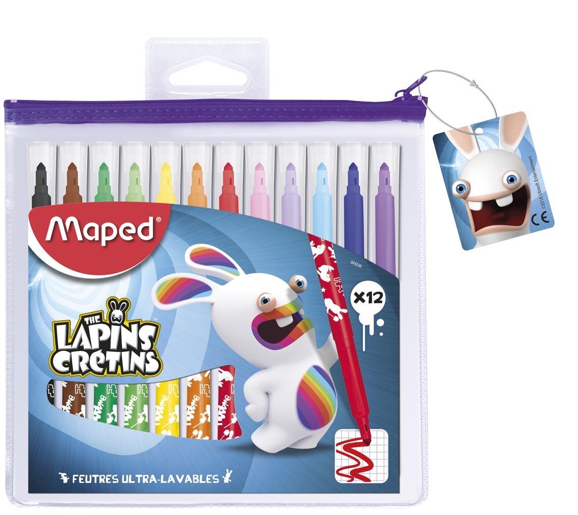 Coloriage Lapins Crétins - Maped serapportantà Lapin Crétin À Colorier