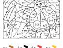 Coloriage Magique Ce1 : Une Coccinelle encequiconcerne Coloriage Magique Maternelle A Imprimer Gratuit