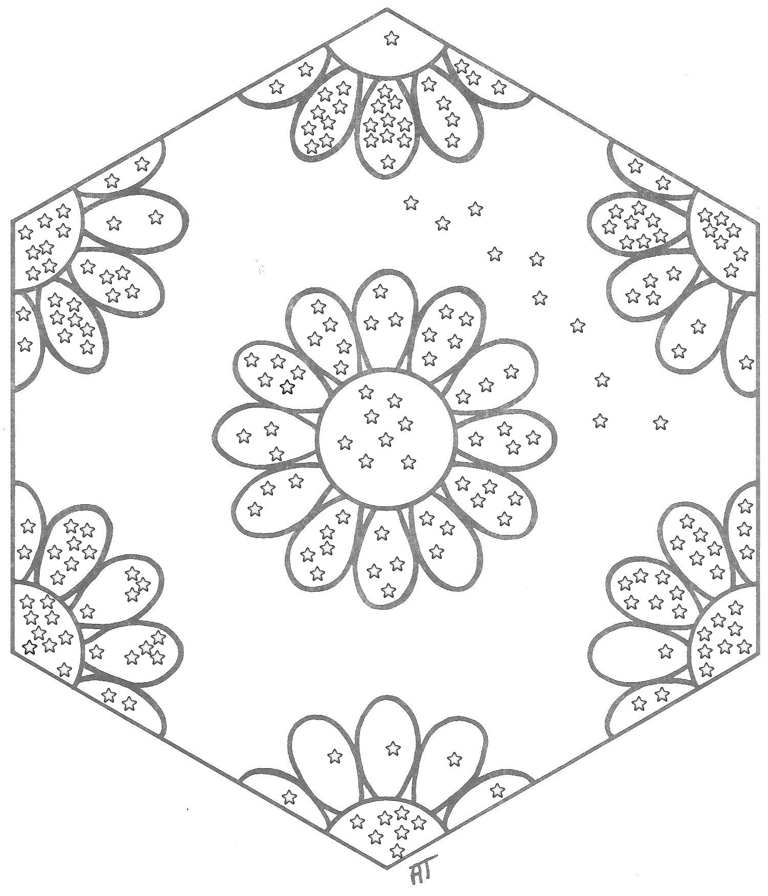 Coloriage Magique Constellation Du Dé destiné Coloriages Codés Gs
