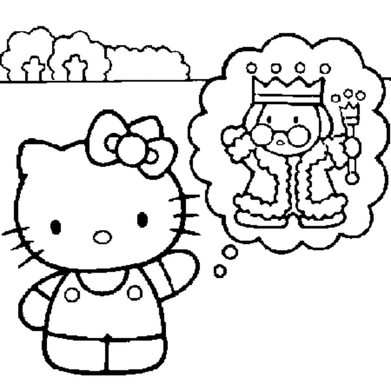 Coloriage Magique Hello Kitty A Imprimer intérieur Coloriage Dora Princesse