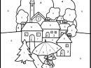 Coloriage Magique Hiver Maternelle | Coloriages À Imprimer tout Coloriage Magique Gs À Imprimer