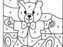 Coloriage Magique Maternelle A Imprimer Gratuit | Teddy Bear à Coloriage Magique Maternelle A Imprimer Gratuit