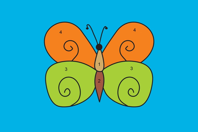 Coloriage Magique Maternelle Sur Hugolescargot pour Coloriage Magique Petite Section