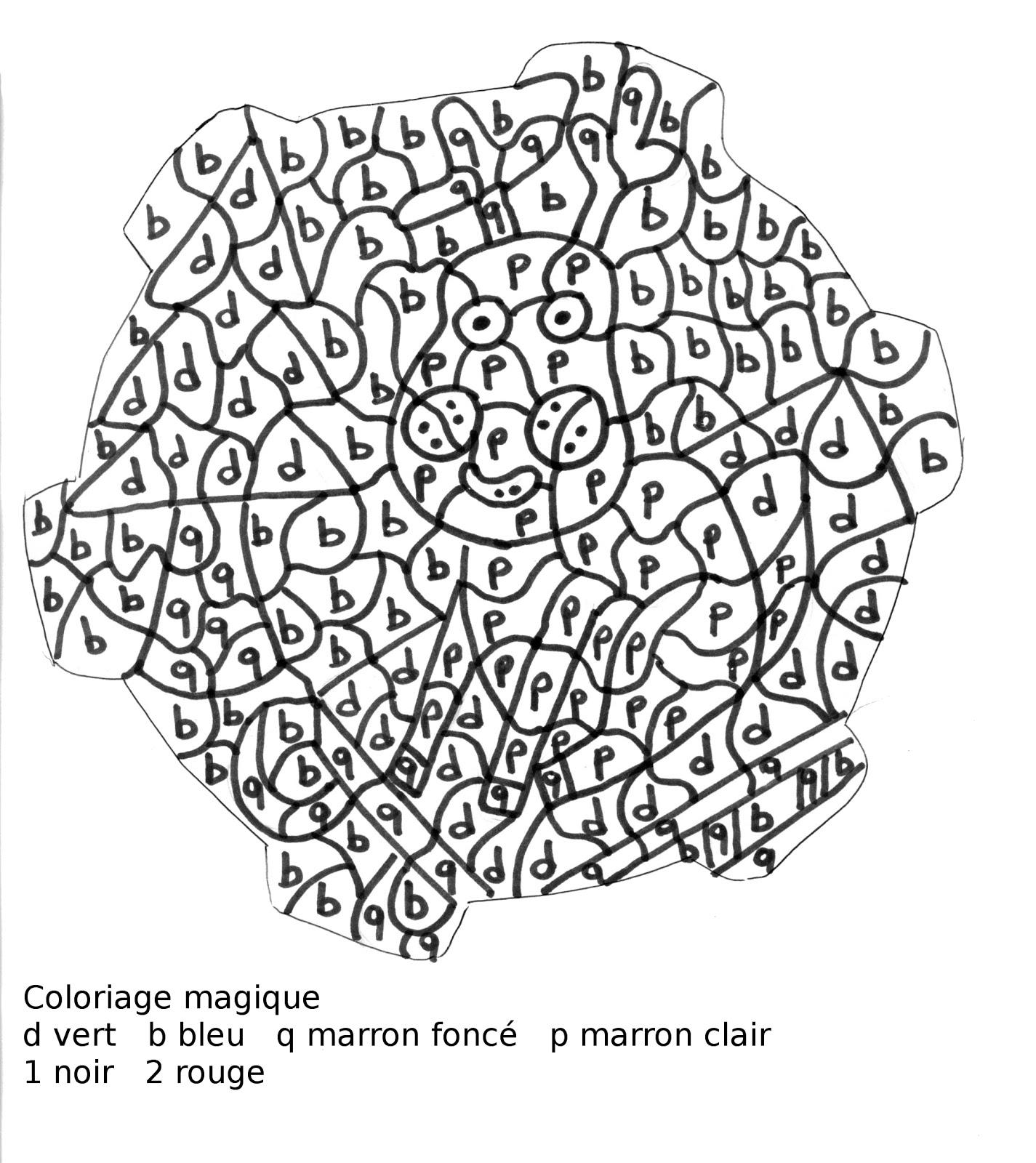 Coloriage Magique Noel Petite Section dedans Coloriage Magique Petite Section