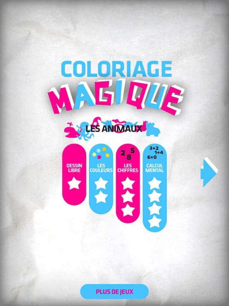 Coloriage Magique Pour Enfants - A&r Entertainment à Coloriage Magique 4 Ans