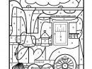 Coloriage Magique Train Facile Maternelle Dessin pour Coloriage Magique Maternelle A Imprimer Gratuit