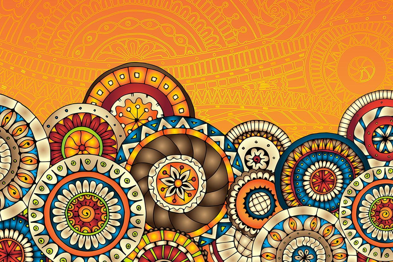Coloriage Mandala Complexes Sur Hugolescargot dedans Coloriage De Mandala Difficile A Imprimer