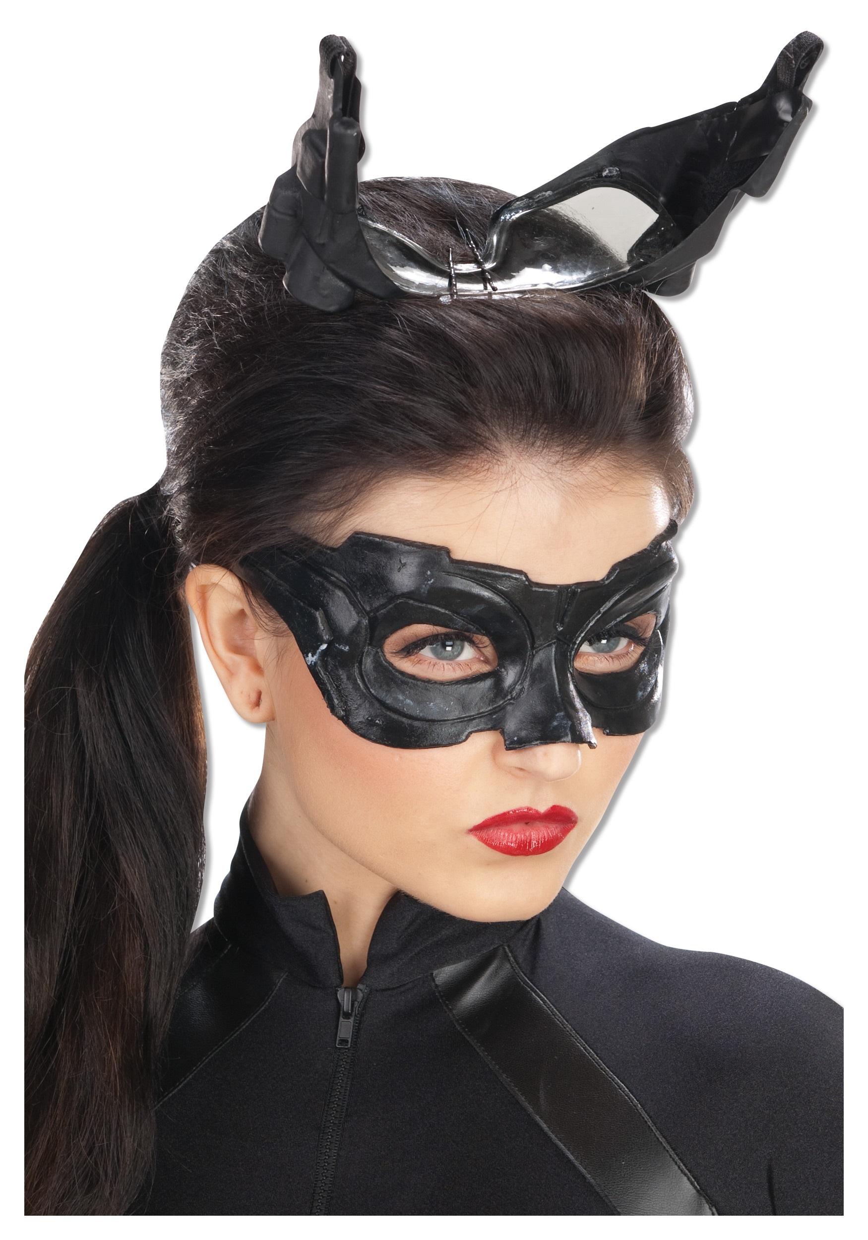 Coloriage Masque Catwoman À Imprimer pour Masque De Catwoman A Imprimer
