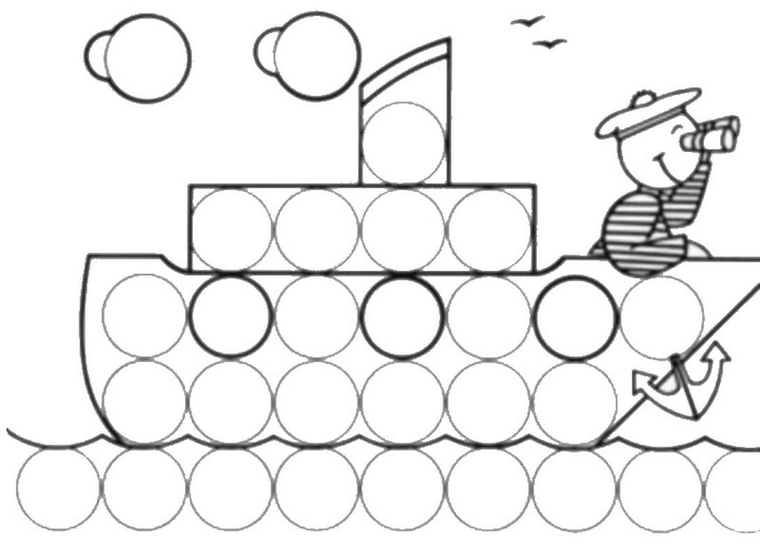 Coloriage Paquebot - Les Beaux Dessins De Transport À encequiconcerne Paquebot Dessin