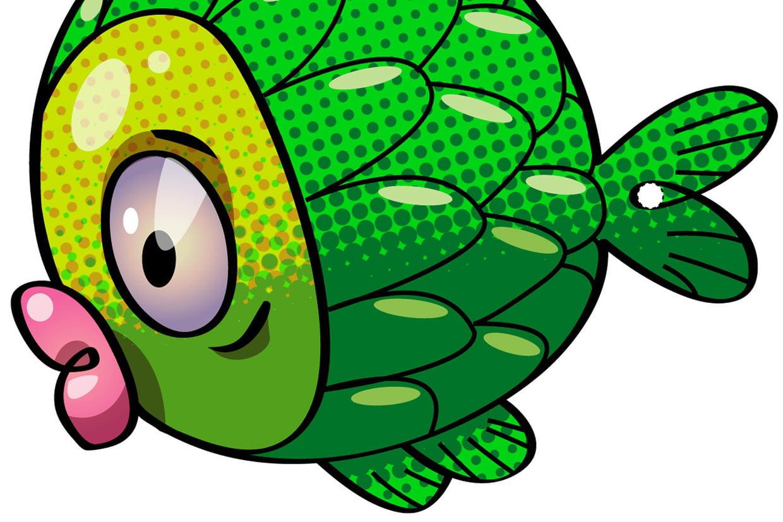 Coloriage Poisson D'avril Sur Hugolescargot pour Dessin De Poisson D Avril A Imprimer