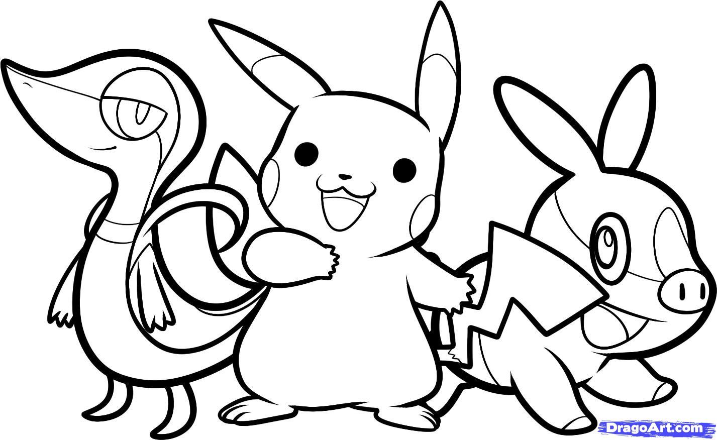 Coloriage Pokemon - Les Beaux Dessins De Meilleurs Dessins À encequiconcerne Coloriage À Colorier Sur L Ordinateur Gratuit