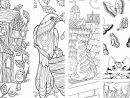 Coloriage Pour Enfants Et Adultes, Mandala à Marque Page Gratuit À Imprimer