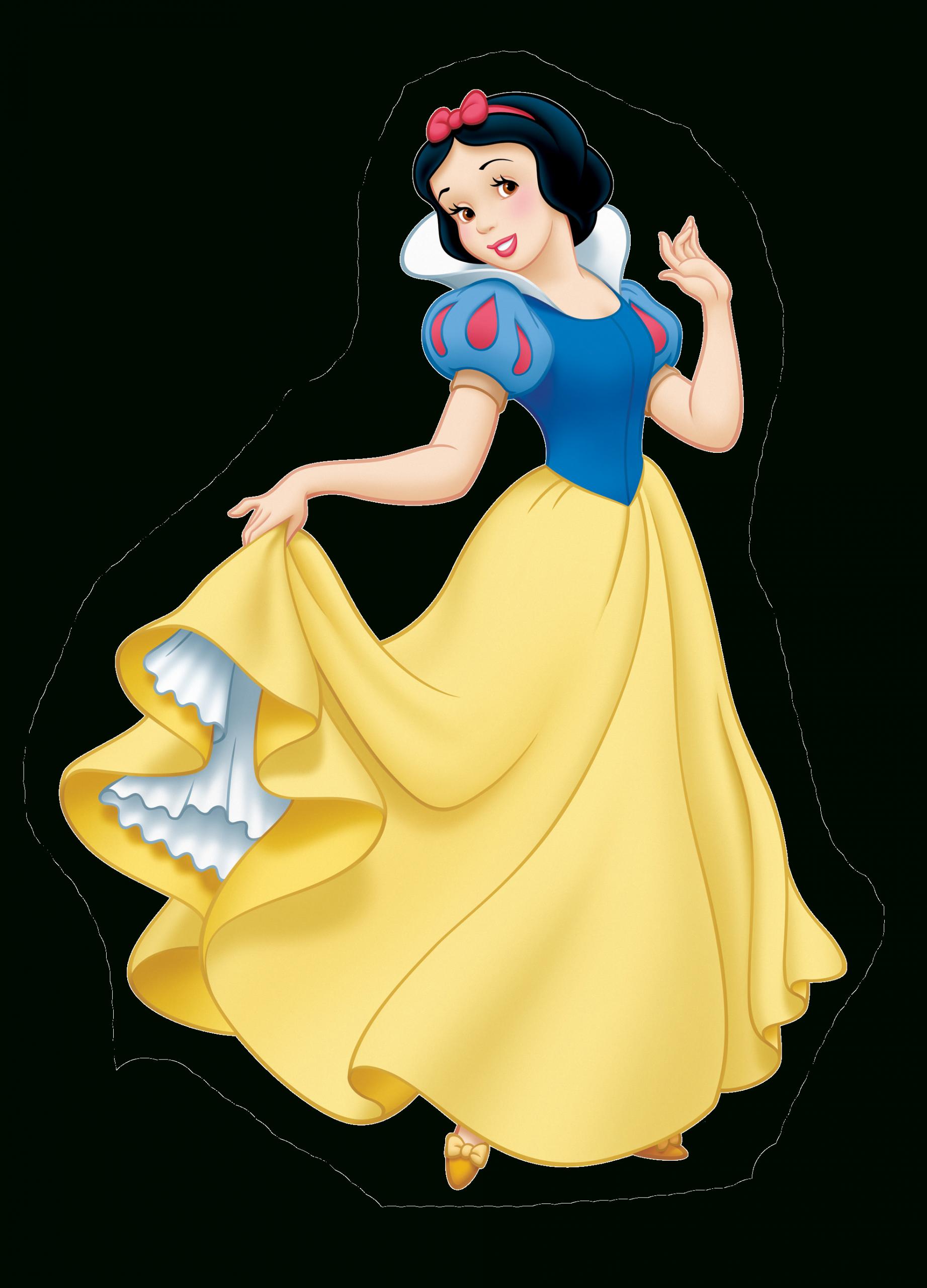 Coloriage Princesse Blanche Neige À Imprimer tout Blanche Neige À Colorier Et Imprimer