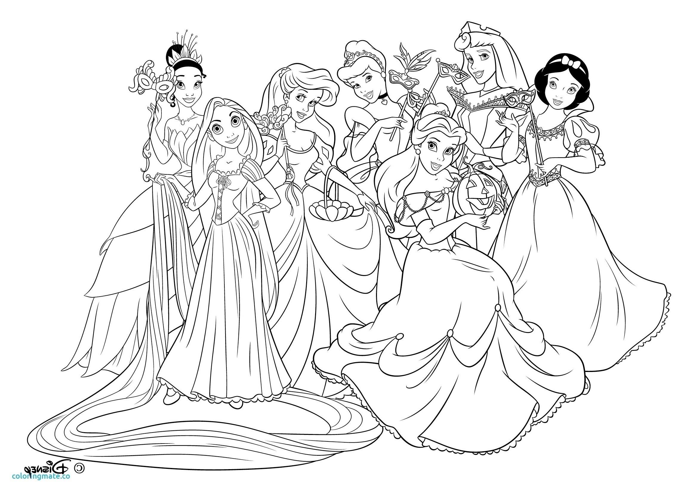 Coloriage Princesse Disney - Delightdomain destiné Coloriage Princesses Disney À Imprimer
