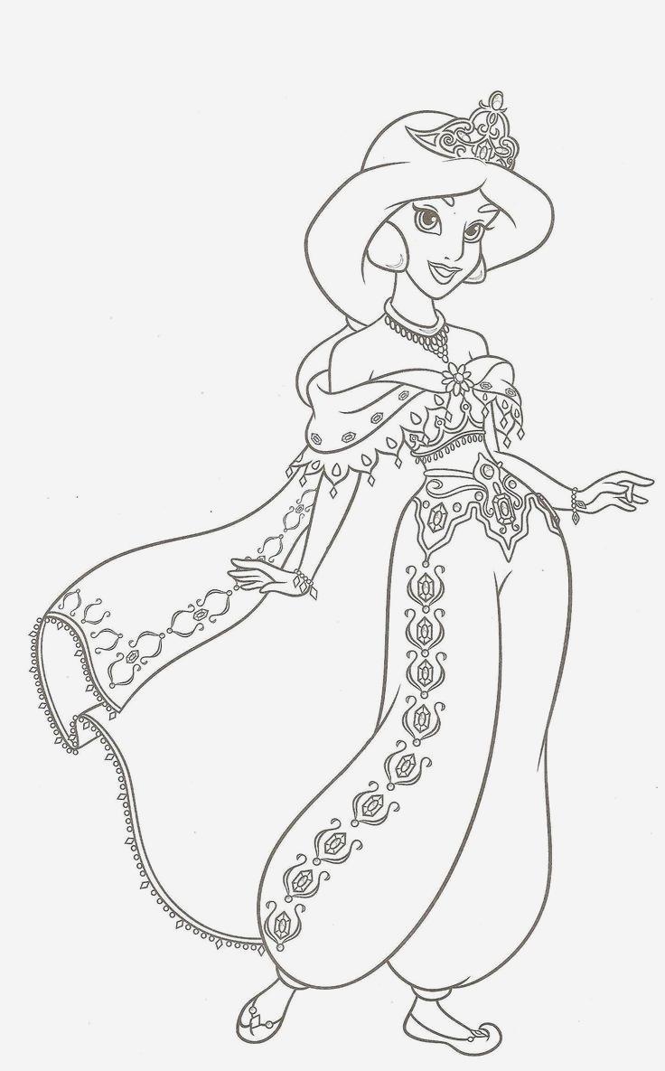 Coloriage Princesse Walt Disney A Imprimer Gratuit Archives dedans Dessin Walt Disney À Imprimer