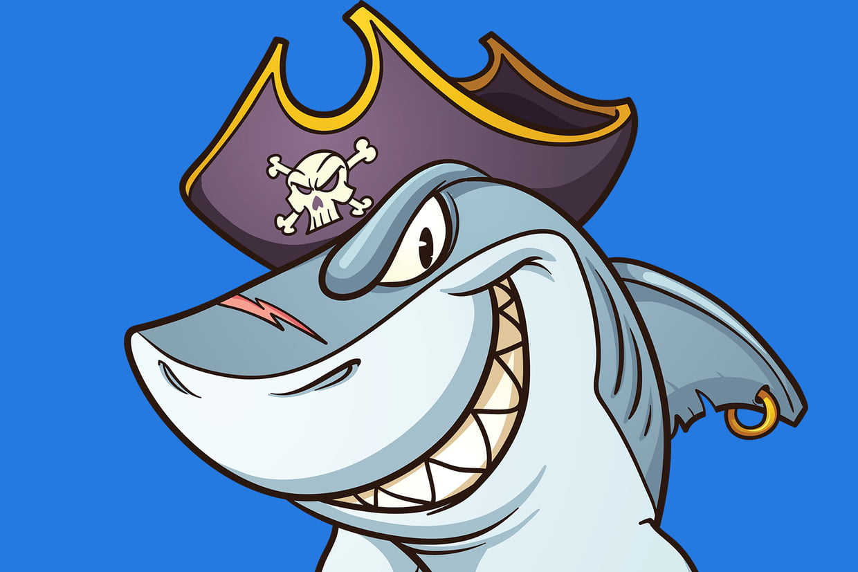 Coloriage Requin Sur Hugolescargot destiné Dessin De Requin À Imprimer
