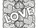 Coloriage Saint Valentin : 40 Dessins À Imprimer Gratuitement concernant Dessin À Découper