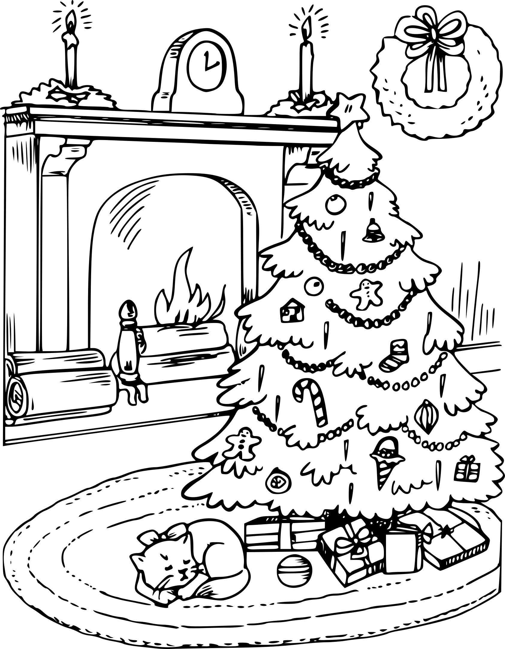 Coloriage Sapin De Noel À Imprimer 9186 Sapin Noel Etoile encequiconcerne Coloriage De Sapin De Noel A Imprimer Gratuit