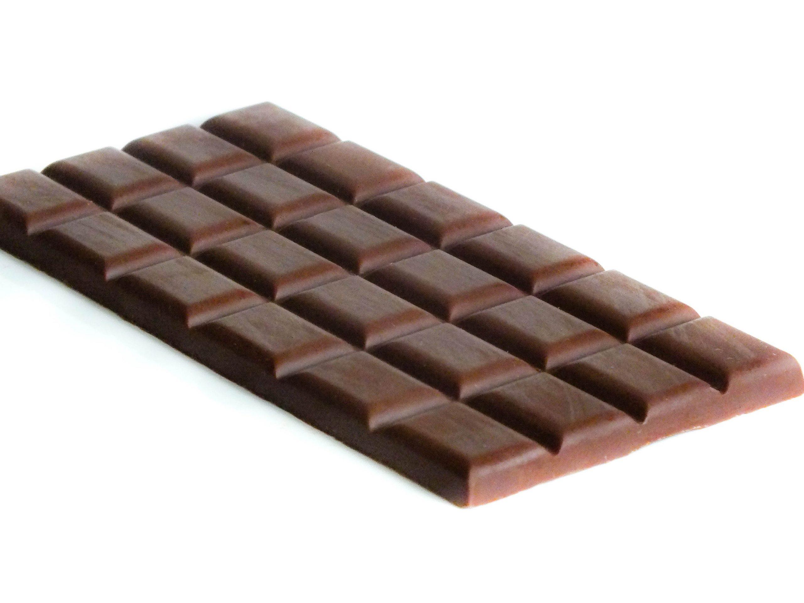 Coloriage Tablette De Chocolat Gratuit À Imprimer dedans Tablette Chocolat Dessin