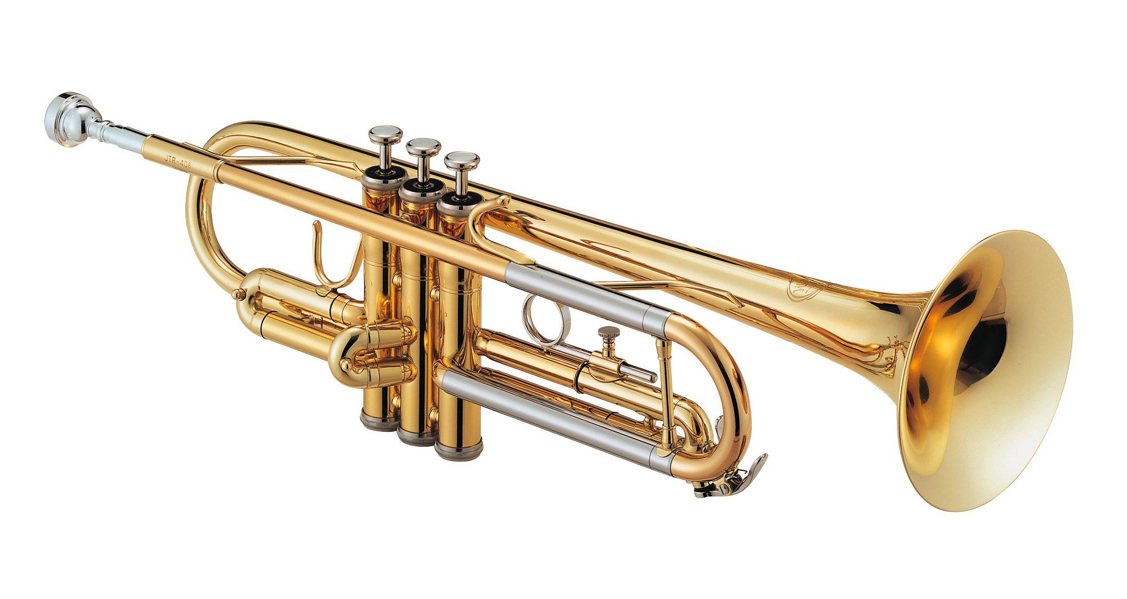 Coloriage Trompette À Imprimer intérieur Trompette À Colorier