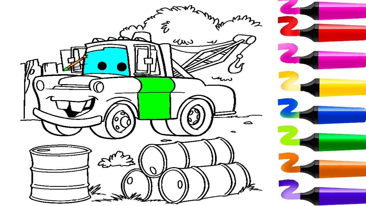 Coloriage Voiture! Coloriage Flash Mcqueen (Cars)! Coloriage destiné Coloriage De Flash Mcqueen