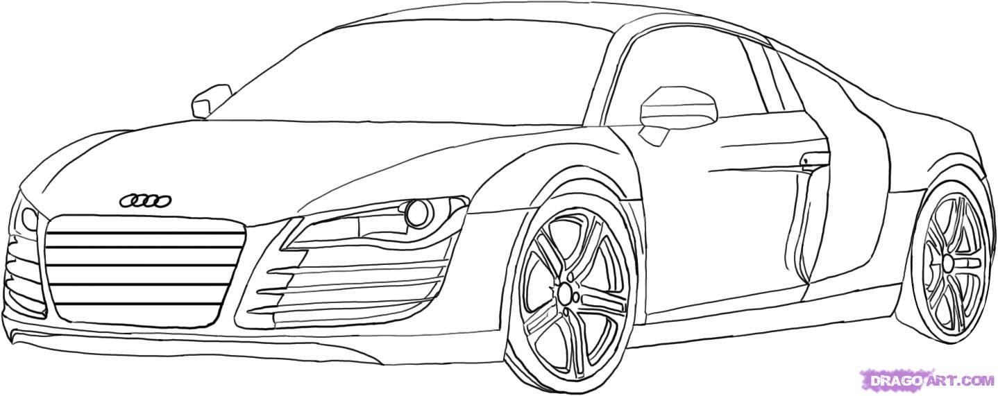 Coloriages À Imprimer : Aston Martin, Numéro : 237428 intérieur Ferrari A Colorier