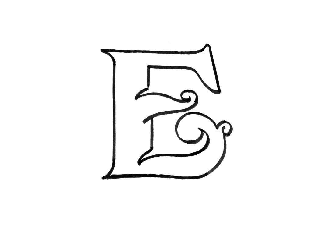Coloriages À Imprimer : Lettre G, Numéro : 297219 intérieur Dessin Lettre E