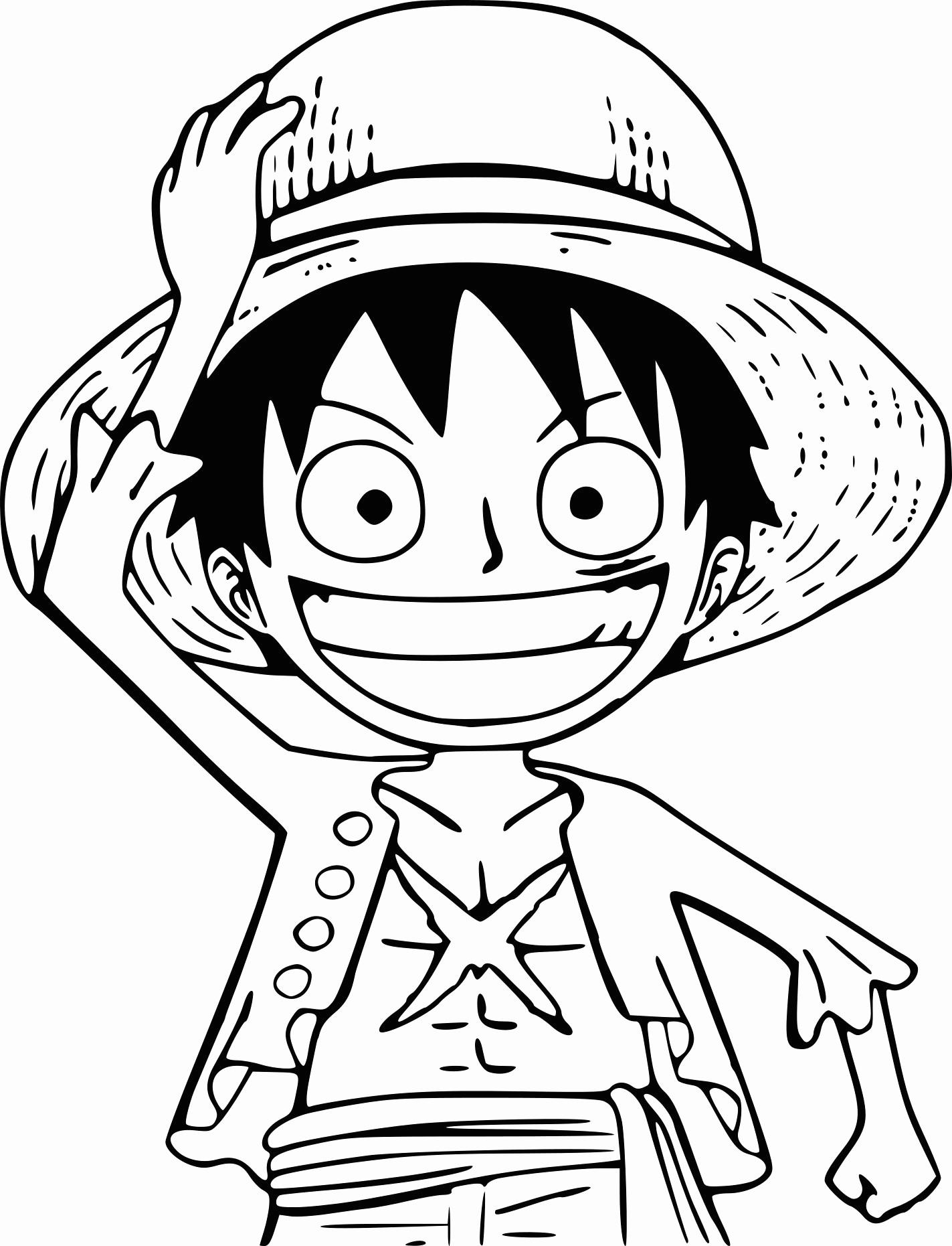 Coloriages À Imprimer : One Piece, Numéro : 19F273F2 dedans Dessin De Vague A Imprimer