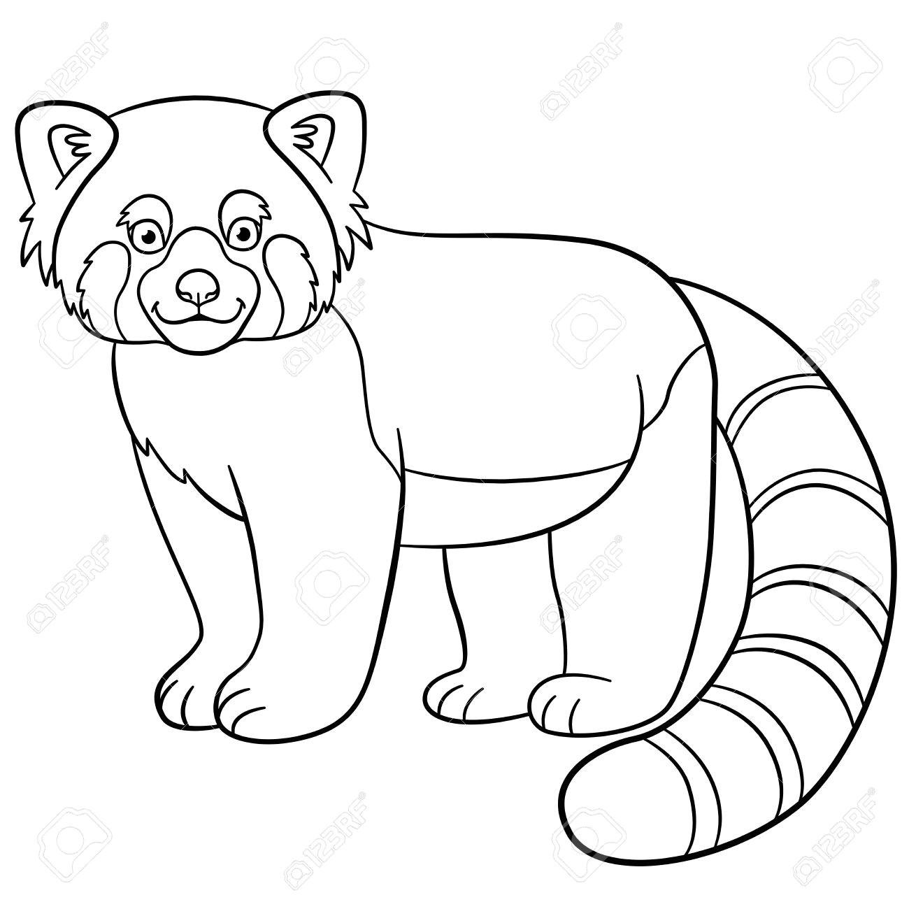 Coloriages À Imprimer : Panda, Numéro : 7F69E638 concernant Panda À Colorier