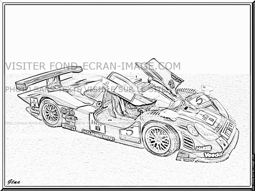 Coloriages À Imprimer : Porsche, Numéro : 218260 avec Ferrari A Colorier