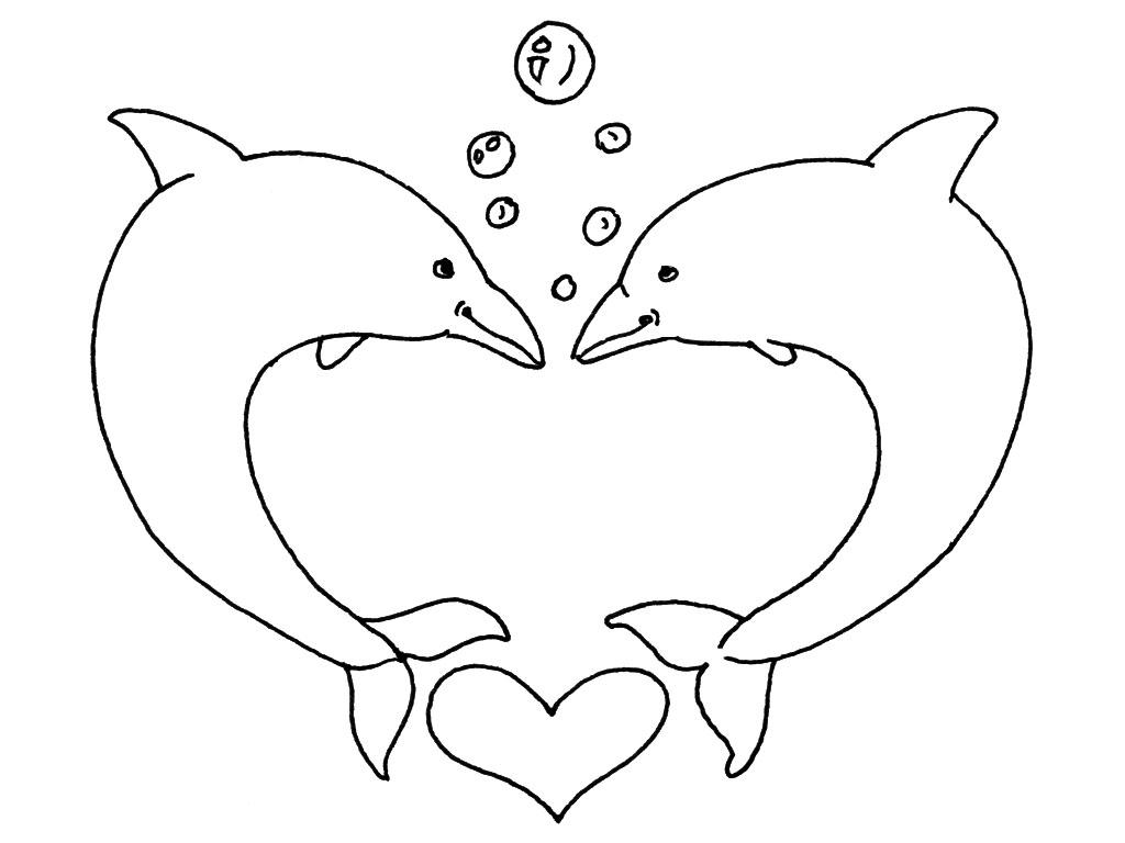 Coloriages À Imprimer : Saint-Valentin, Numéro : 128302 tout Dessin Pour La Saint Valentin