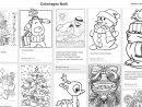 Coloriages De Noël À Imprimer Et Idées Déco… | Atelier Les avec Cahier Coloriage A Imprimer