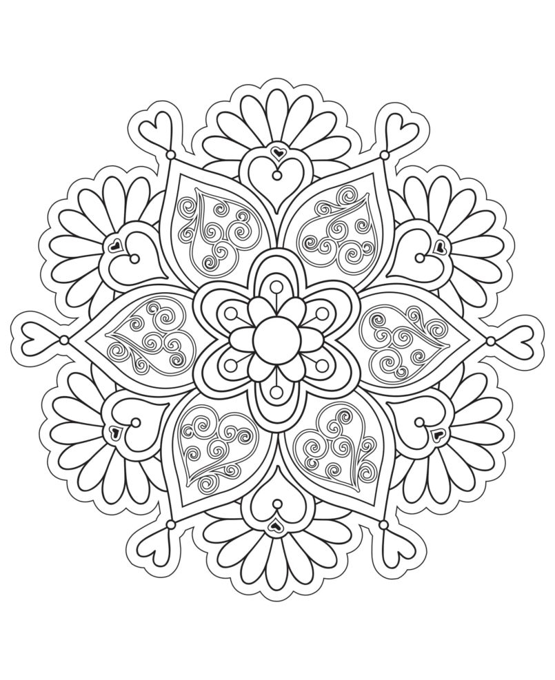 Coloring Pages : Coloring Book Pictures Dora Fl Free Create concernant Mandala Fée