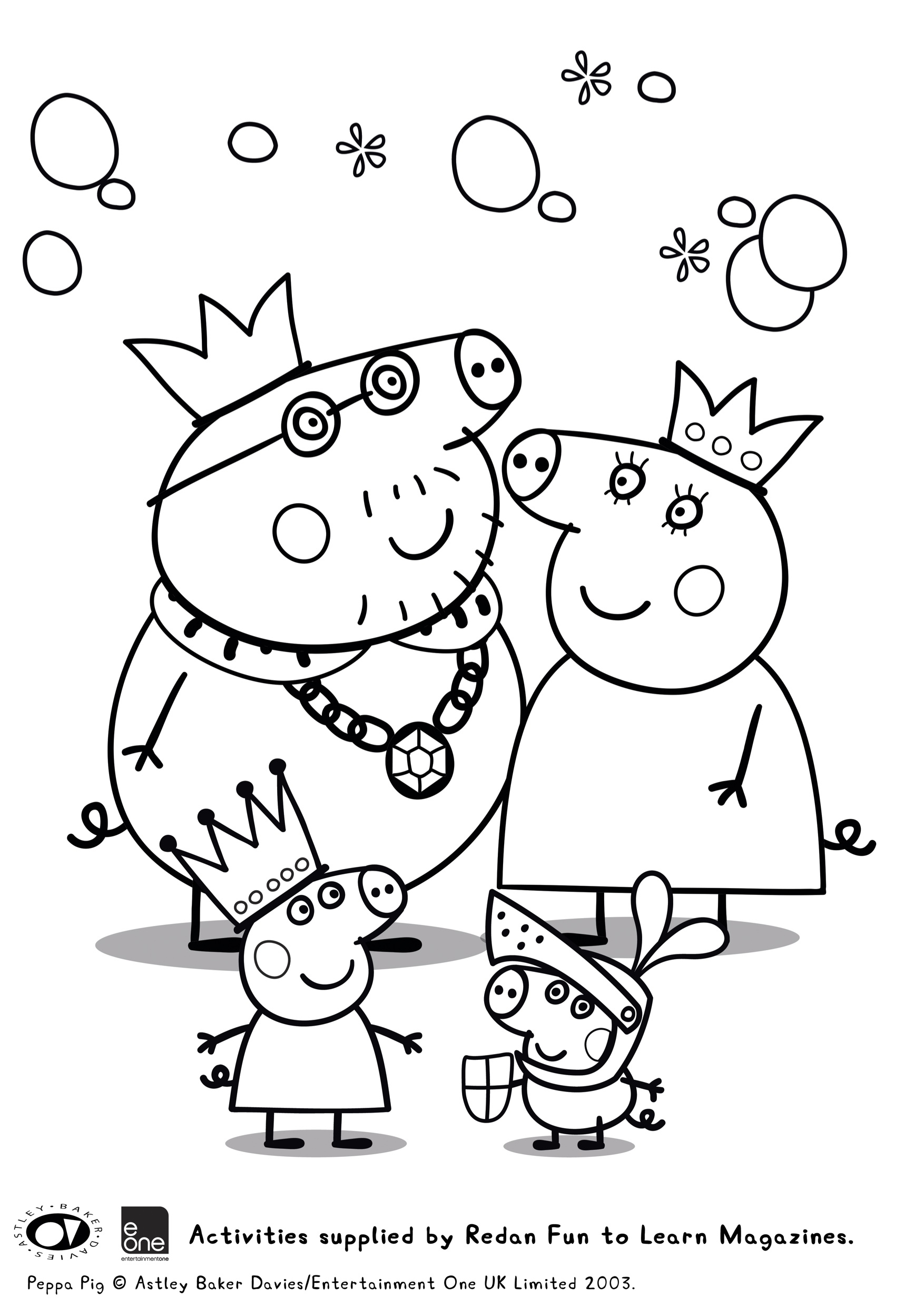 Coloring Pages : Peppa Pig Sketch At Paintingvalley Explore tout Peppa Pig A Colorier