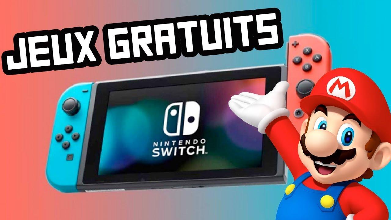 Comment Avoir Des Jeux Gratuits Nintendo Switch ! 🐠 à Jeux 5 Ans Gratuit Français