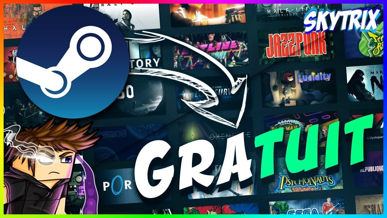 Comment Avoir Tout Les Jeux Steam Gratuit 2017 ? serapportantà Jeux De Tout Gratuit