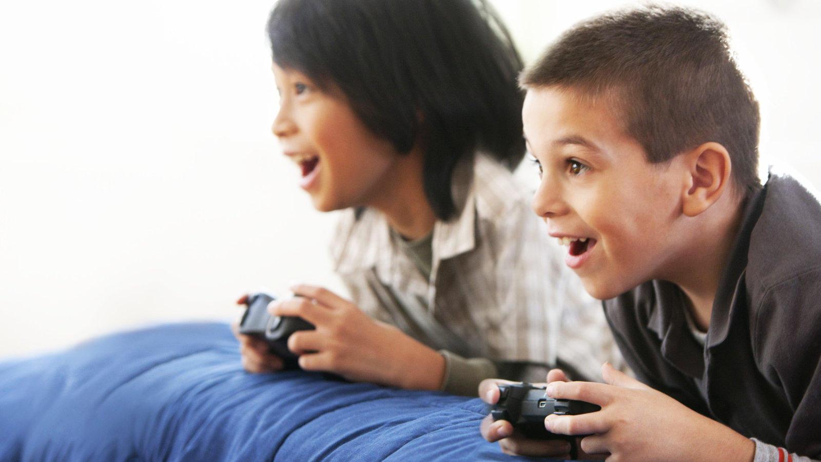 Comment Bien Choisir Un Jeu Vidéo ? 2Ème Partie : Pour Les dedans Jeux Pour Enfant 7 Ans