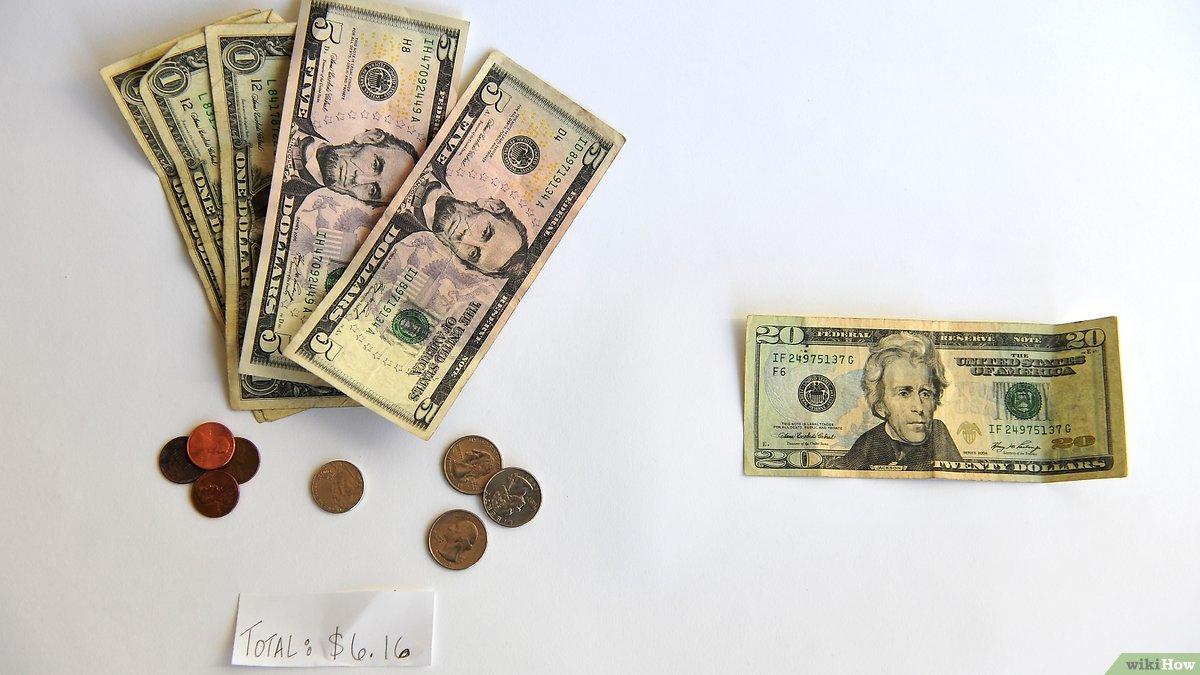 Comment Compter Ta Monnaie: 4 Étapes (Avec Images) serapportantà Pieces Et Billets Euros À Imprimer