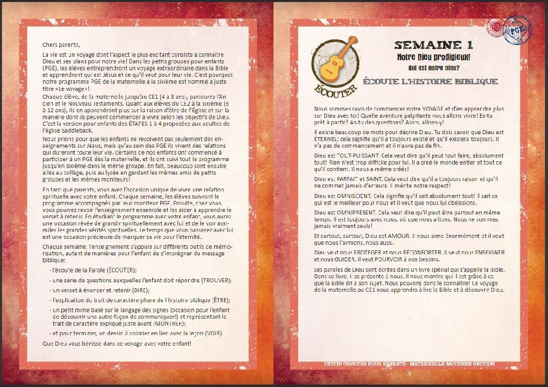 Comment Connaitre Dieu 4-5 Ans - Librairie Chrétienne 7Ici tout Cahier D Activité Maternelle