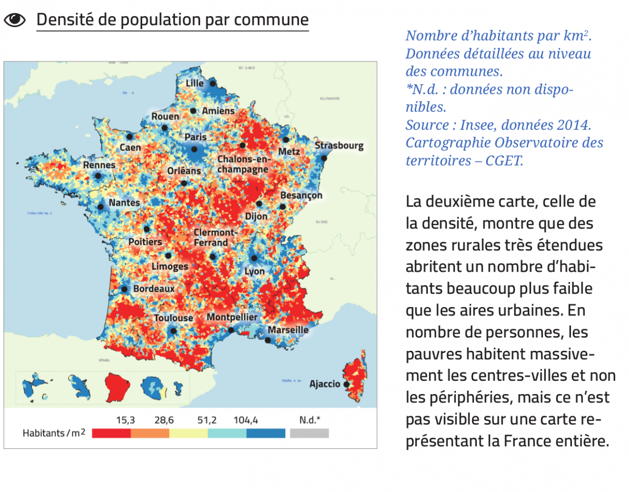 Comment Définir Le Territoire Des Inégalités ? encequiconcerne Carte Geographique Du France