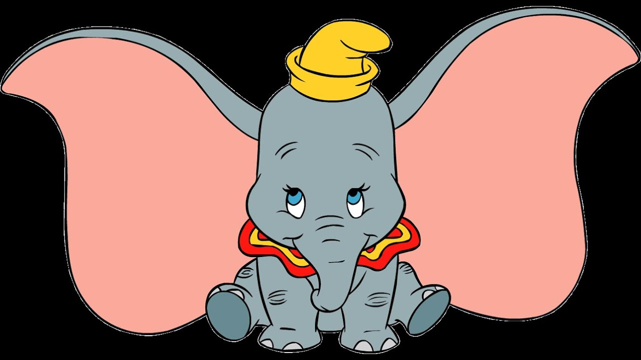 Comment Dessiner Dumbo Facilement! - destiné Dessin Dumbo