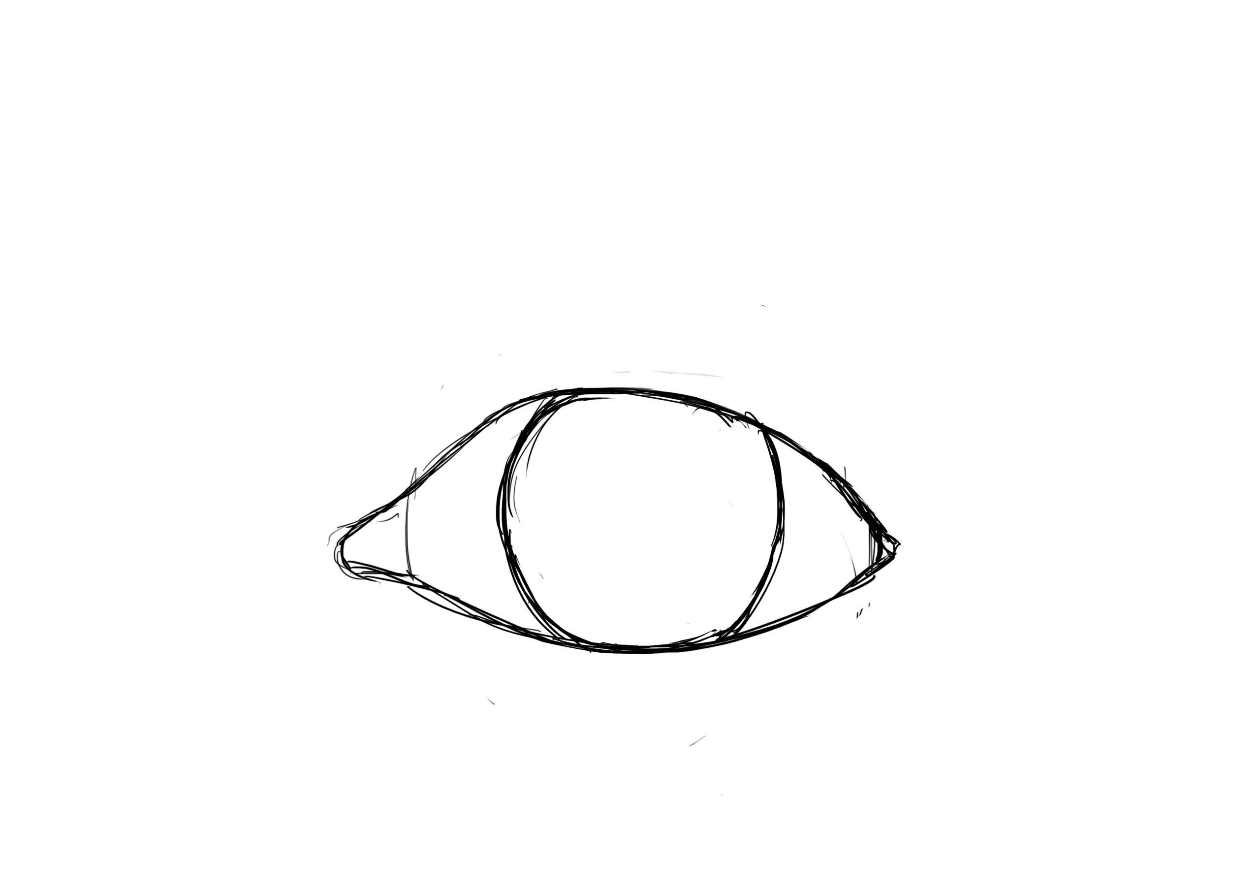 Comment Dessiner Un Oeil Réaliste - Dessindigo dedans Modèles De Dessins À Reproduire