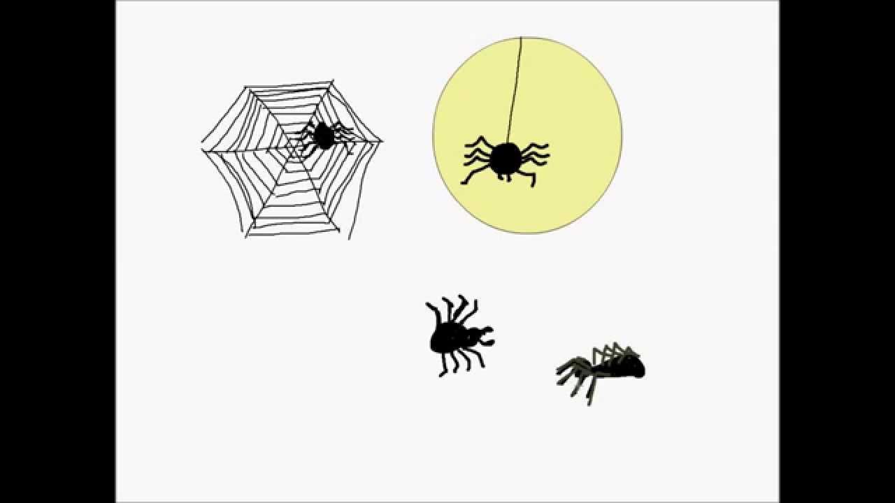 Comment Dessiner Une Araignee Pour Halloween à Dessiner Une Araignee