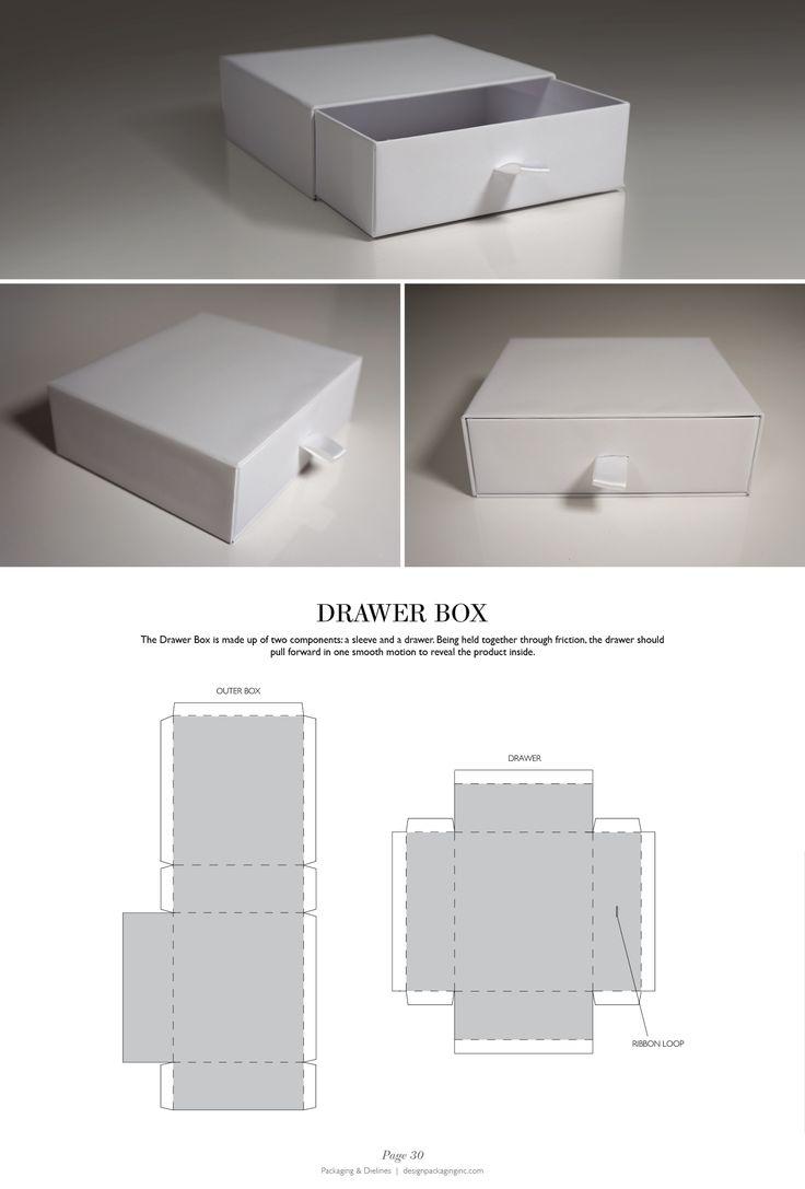 Comment Fabriquer Une Boite À Bijoux En Carton, Bois Facile encequiconcerne Patron Pour Boite En Carton