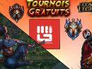 Comment Faire Des Tournois Gratuits League Of Legends (Et Plein D'autres  Jeux) dedans Plein De Jeux Gratuits