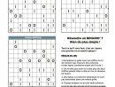 Comment Le Binairo Stimule Les Neurones ! - Le Point destiné Jeu Le Sudoku