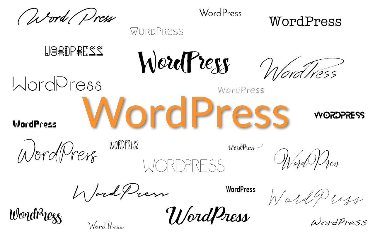 """Comment Modifier Sa """"font"""" Ou Police D'écriture Dans WordPress avec Jeux D Écriture Gratuit"""