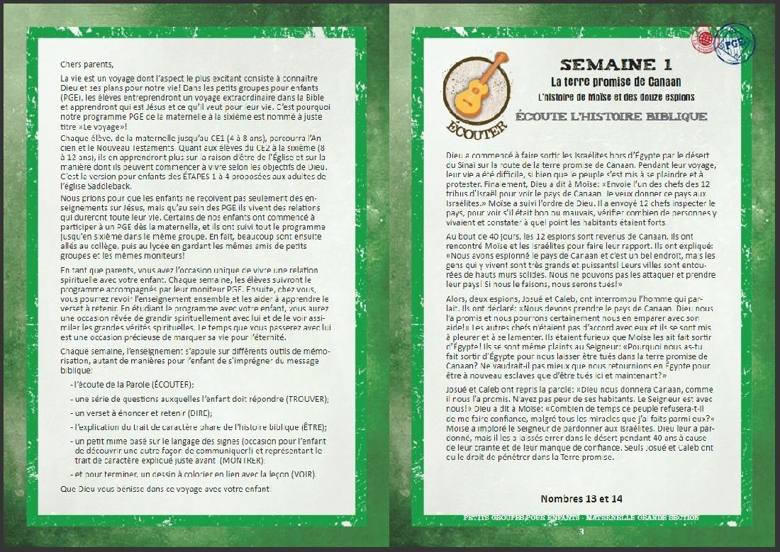 Comment Obéir À Dieu 5-6 Ans - Librairie Chrétienne 7Ici intérieur Les 5 Sens Activités Maternelle