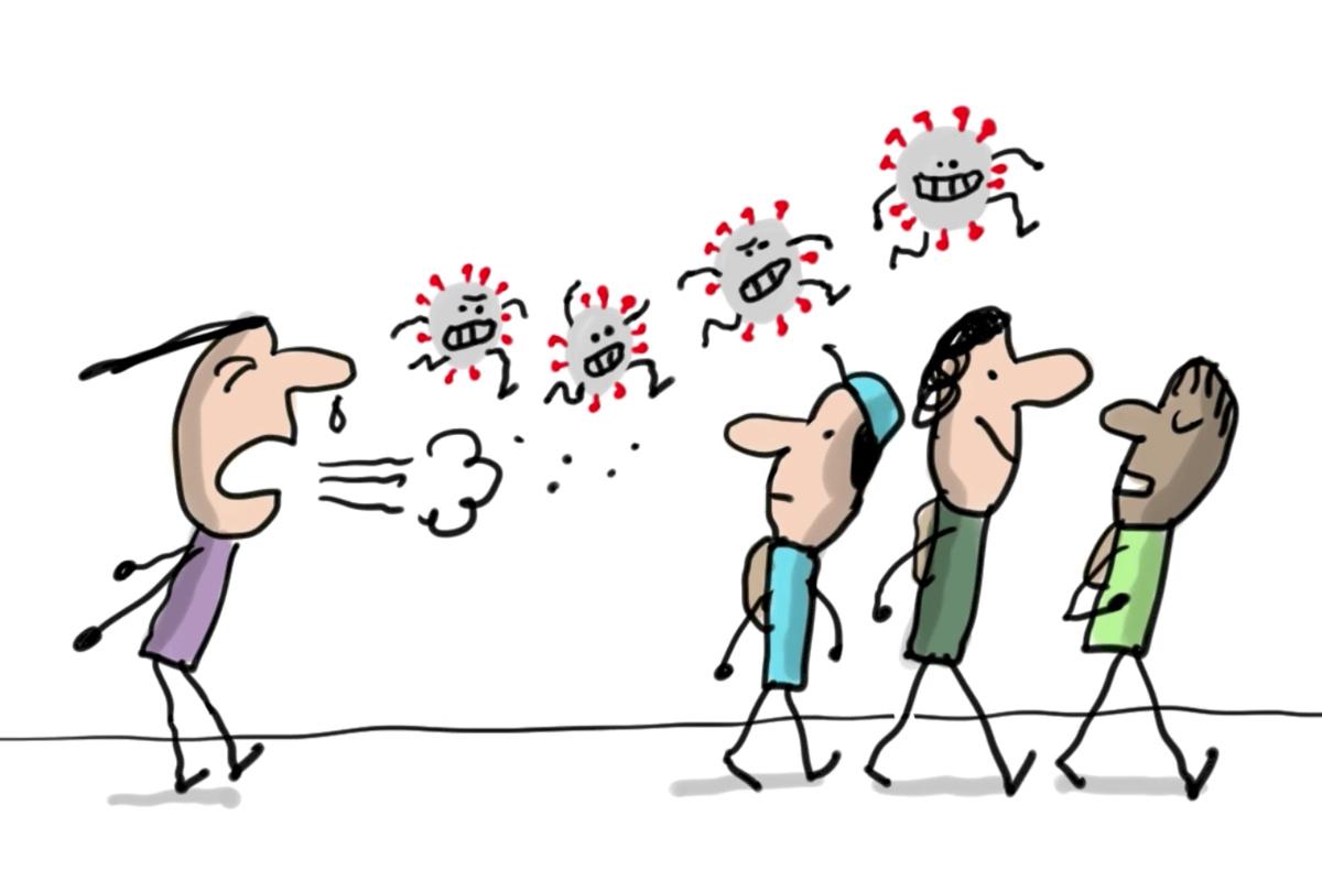 Comment Parler Du Coronavirus Aux Enfants ? - 1Jour1Actu tout Exercice Pour Enfant De 4 Ans